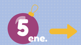 Programacion Navidad lunes 5 enero