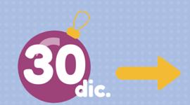 Programacion Navidad martes 30 diciembre