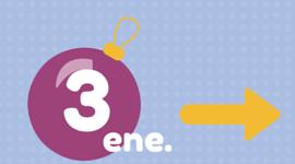 Programacion Navidad sabado 3 enero
