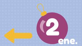 Programacion Navidad viernes 2 eneroo