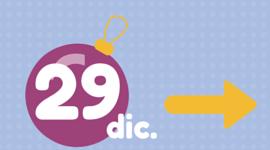 Programacion navidad lunes 29 diciembre
