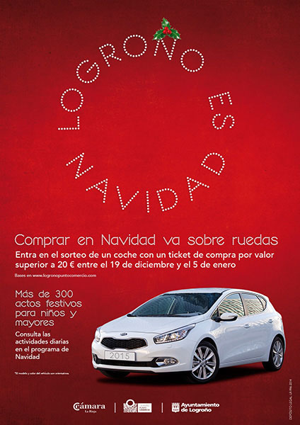 Sorteo-coche-Logrono-es-Navidad