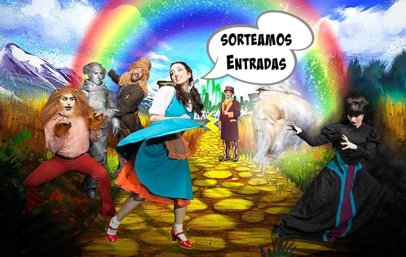 Ganadores entradas musical El Mago de Oz