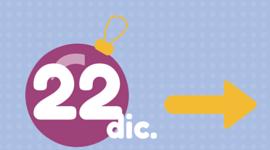 Programacion navidad 22 diciembre
