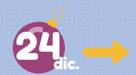 Programacion navidad 24 diciembre