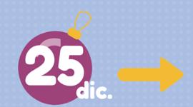 Programación de Navidad: jueves, 25 diciembre