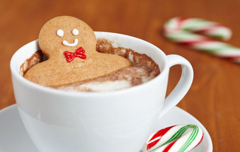 Esta tarde, gran chocolatada para celebrar la Navidad