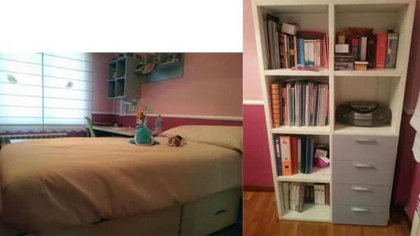 Se vende dormitorio juvenil el balc n de mateo - Dormitorios ninos segunda mano ...