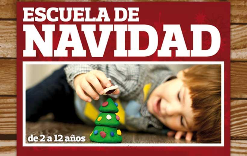 Escuela de Navidad en Centro Raíz