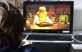 Envíales, gratis, un vídeo-mensaje de Papá Noel o de los Reyes Magos