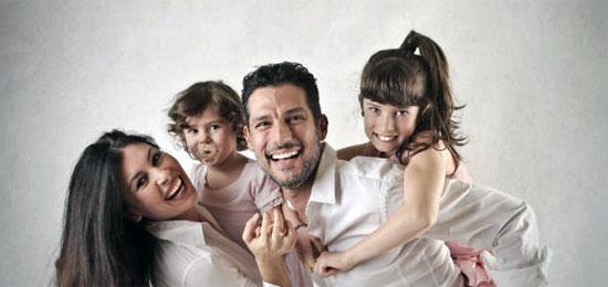 Apúntate a la Risoterapia en familia