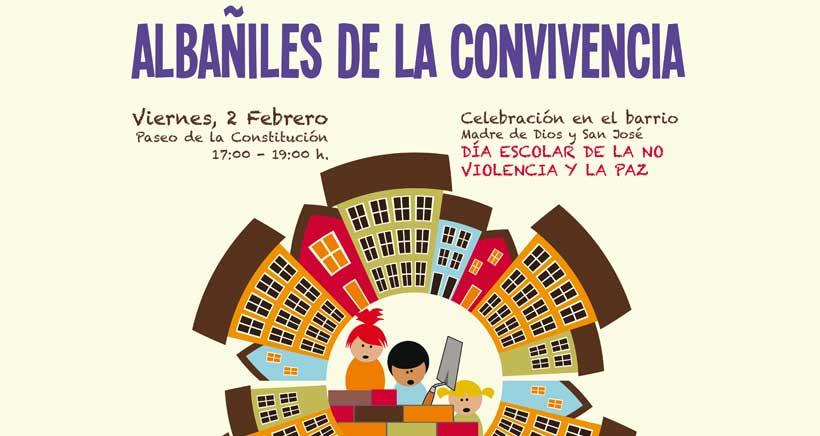Celebraciones por el Día Escolar de la No Violencia