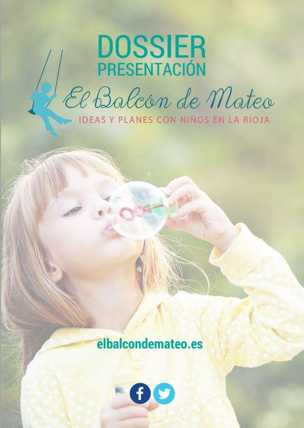 Dossier presentacion El Balcon de Mateo junio 2015