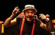 El payaso Marcel Gros en el Bretón