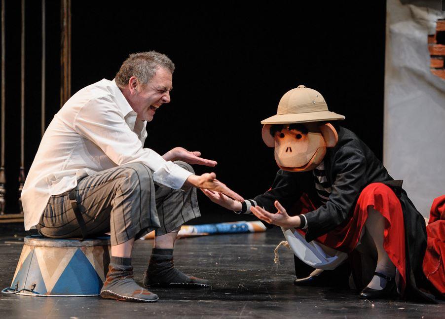 Teatro familiar en el Bretón: Kibubu