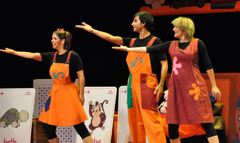 Teatro musical en inglés y castellano, en Tudela
