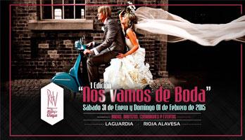 Feria de bodas, comuniones y bautizos en Laguardia