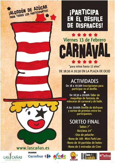 Carnaval-en-parque-comercial-las-canas-viana