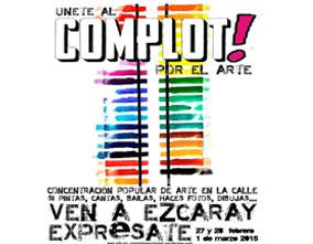 Fin de semana de arte en las calles de Ezcaray