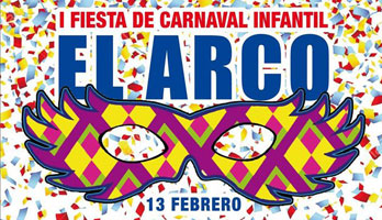 Fiesta de Carnaval en El Arco