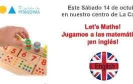 Divertidas matemáticas en inglés en El Secreto de Pitágoras