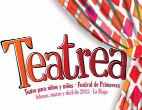 Programación del Festival Teatrea de Primavera