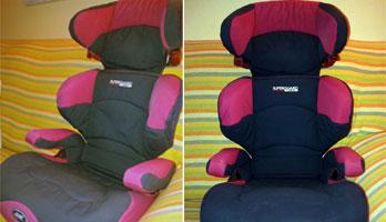 Se vende: silla de seguridad infantil