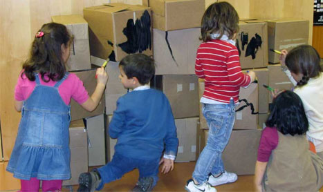 Crea refugios para animales en los talleres de Vivanco Kids