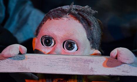 Teatro de títeres para bebés y niños desde 1 año