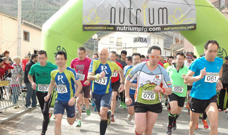 II Cross popular Nutrium: naturaleza, familia y deporte