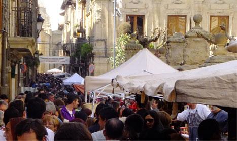 Feria de Artesanía de Viana