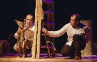 Pinocho: teatro de títeres en Teatrea