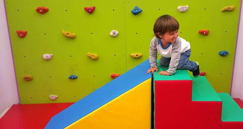 Clases gratuitas en el gimnasio infantil Minigym