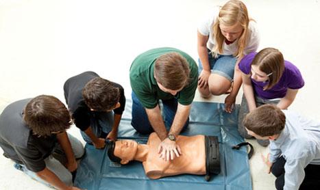 Taller infantil de primeros auxilios