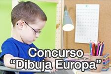 Concurso infantil: Dibuja Europa