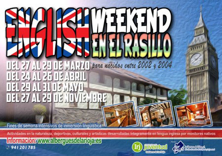 english-weekend-el-rasillo-interior