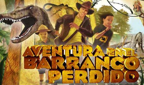 Sorteo de entradas El Barranco Perdido
