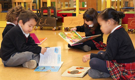 Talleres para niños en la Biblioteca de La Rioja