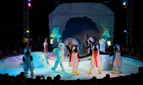 El 'Circo Alegría On Ice' llega a Logroño