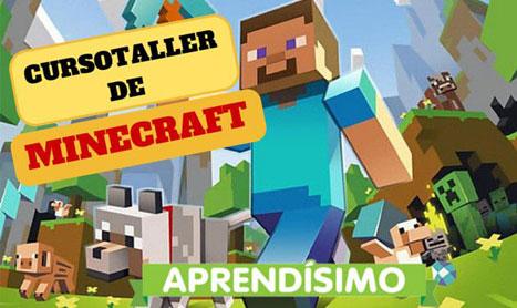 Cursotaller de 'Minecraft'