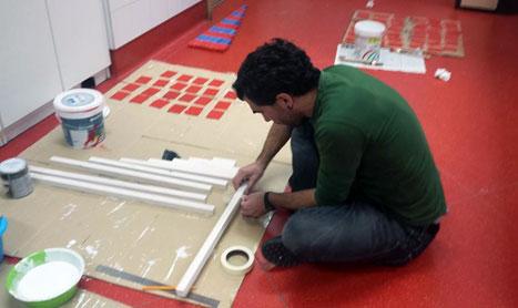 Fabrica material Montessori en El secreto de Pitágoras