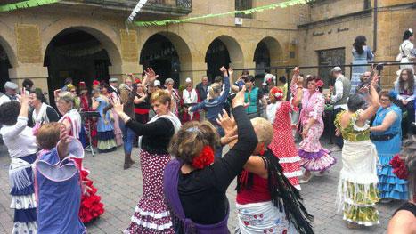Celebra la Feria de Abril en Logroño