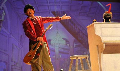 El musical 'Los payasos de la tele', en Haro