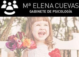 Mª Elena Cuevas, psicóloga infantil