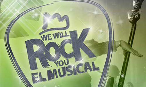 'We will rock you', el musical