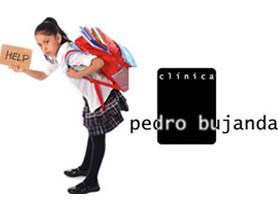 Pedro Bujanda, fisioterapia embarazadas y niños