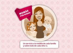 Centro Raíz. Mamás por horas