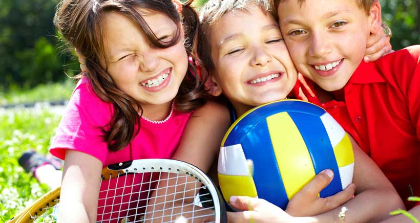Escuela de verano multideporte