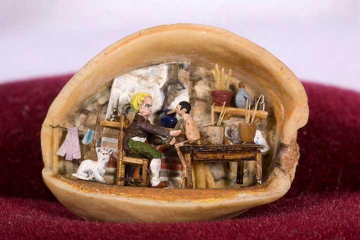 Miniatura-besalu