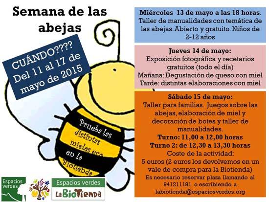 Semana-abejas-en-La-Biotienda-Espacios-Verdes